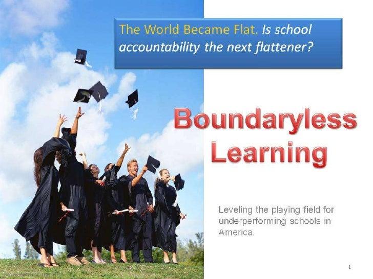 Boundaryless Learning
