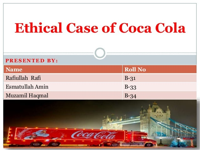 coca cola supply issues
