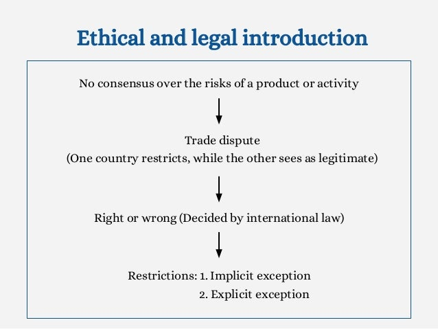 cultural ethical and legal considerations in The procedure often raises ethical and legal considerations, in part because it has lifelong consequences and is performed on a child who cannot give consent infants need a substitute decision maker - usually their parents - to act in their best interests.