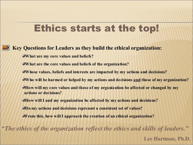 how is ethics and ethical behavior apparent in corporate culture Cheating, misconduct, deception and other forms of unethical behavior are widespread today, not just in business but in sports, government, schools, and many other arenas.