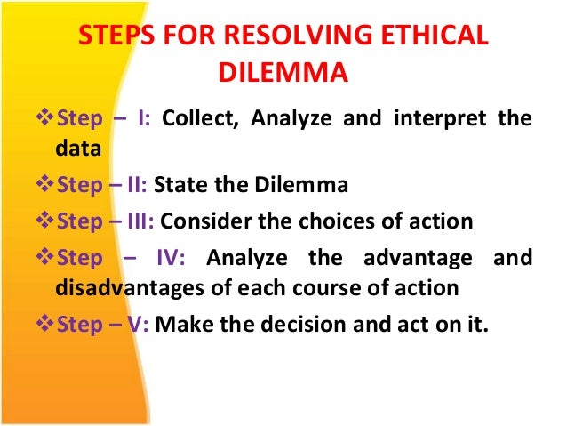 the ethical dilemma Ethics, 7th ed pollock learn with flashcards, games, and more — for free.