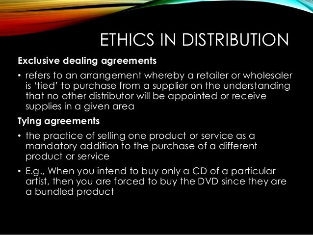Business Ethics – the Ethical Consideration of Life and Annuity Sales Essay Sample