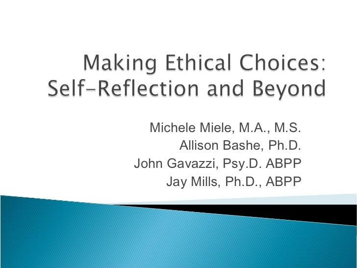 Michele Miele, M.A., M.S.       Allison Bashe, Ph.D.John Gavazzi, Psy.D. ABPP     Jay Mills, Ph.D., ABPP
