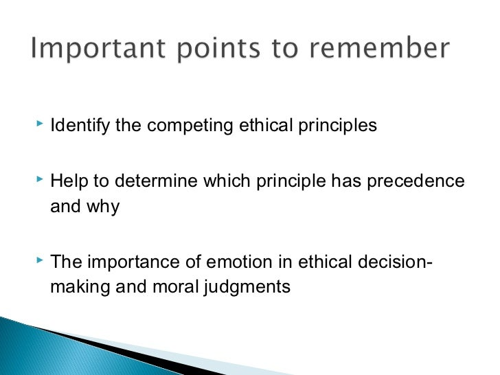 ethical self reflection I argue for the advantages of individual self-reflection while addressing the difficulties involved in this kind of psychological process some advantages are that the students can move through the course readings and discussions of ethical issues more personally aware of their own priorities, values, and goals.