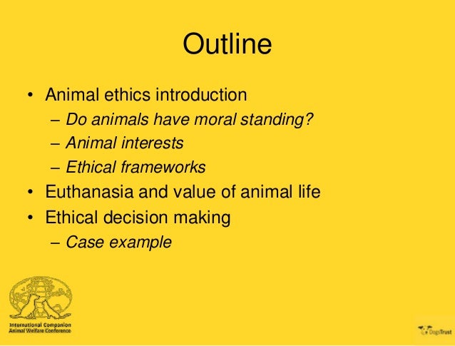 A Framework for Making Ethical Decisions