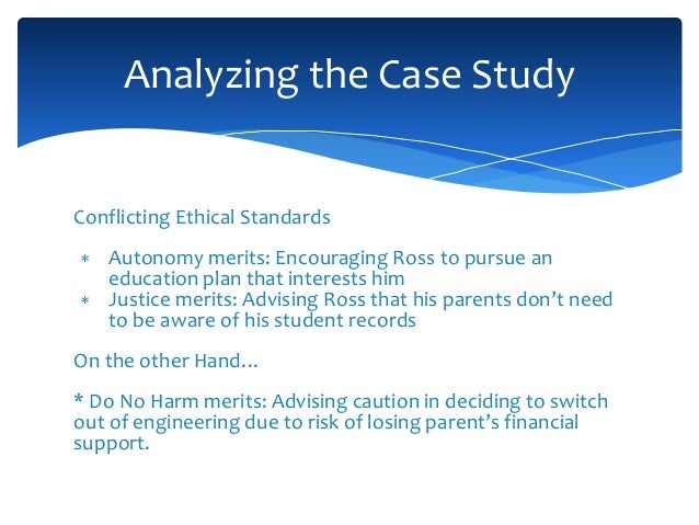 ethical case studies on abortion Case studies and scenarios illustrating ethical dilemmas in business, medicine, technology, government, and education.