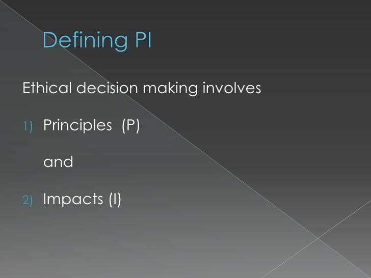ethical decision making matrix The most popular decision making models are not always the most effective  7 etc step decision making processes, decision matrix analysis and swot analysis.