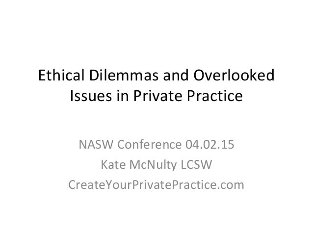 ethical dilemmas are everywhere in finance Financial reporting is a straightforward task that comes with a variety of tricky ethical issues breaches in ethics can result in major scandals for companies and lead to loss of investor and consumer confidence.