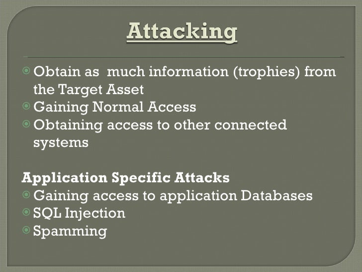 practical identification of sql injection vulnerabilities To find complex sql injection vulnerabilities because tools     practical identification of sql injection vulnerabilities .