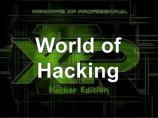 HackingAuthorized or unauthorizedattempts to bypass thesecurity mechanisms of aninformation system ornetwork.