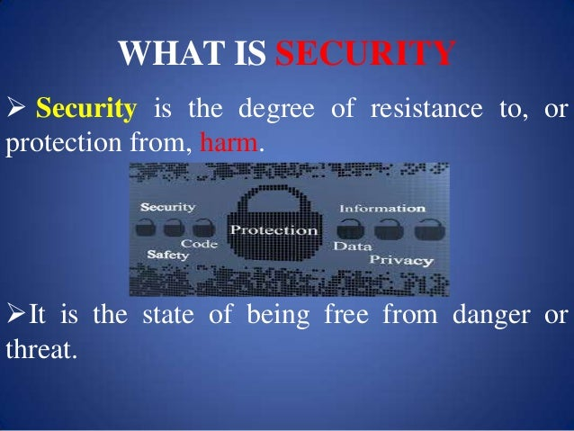 Difference Between Security and Protection Security and protection are extremely close concepts though not same.  Securi...