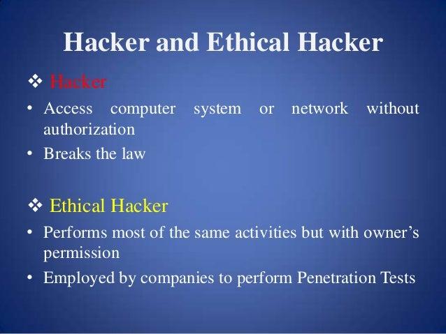 ethical hacking ppt Docsgooglecom.