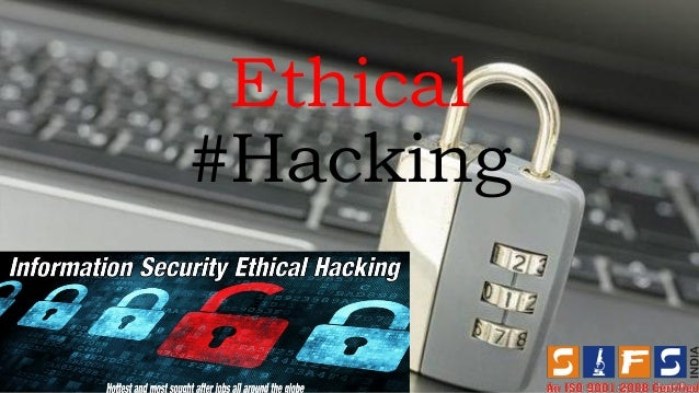Ethical #Hacking