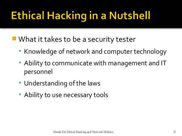 hands-on ethical hacking and network defense pdf download