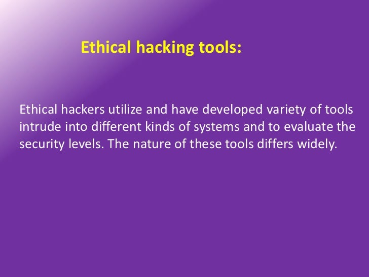 Ethical Hacking Code of Ethics: Security, Risk & Issues