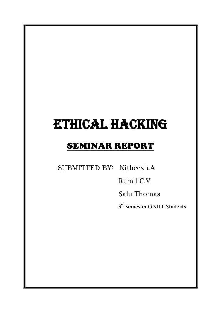 cv front page