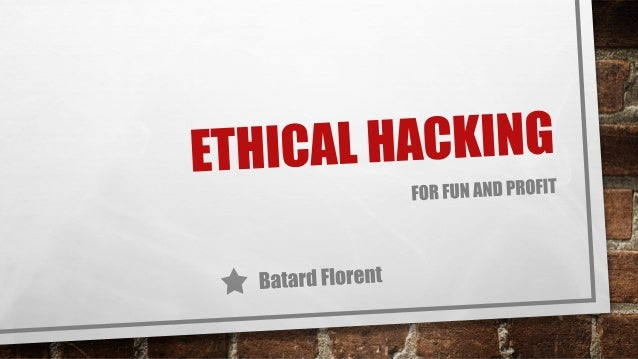 SUMMARY • ETHICAL HACKING • SECURITY AS A WAY TO LEARN • IMAGE VS REALITY • HACKER MINDSET • THE REAL FULLSTACK • WHERE TO...