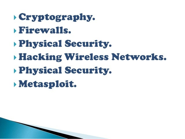 ethical hacking and attacking computer science essay More and more organizations are being targeted in cyber-attacks, and they must get to know their enemy if they are to protect vital networks meet the professional, ethical hacker an ethical.