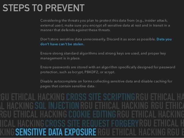 Hacking the Web Slide 8