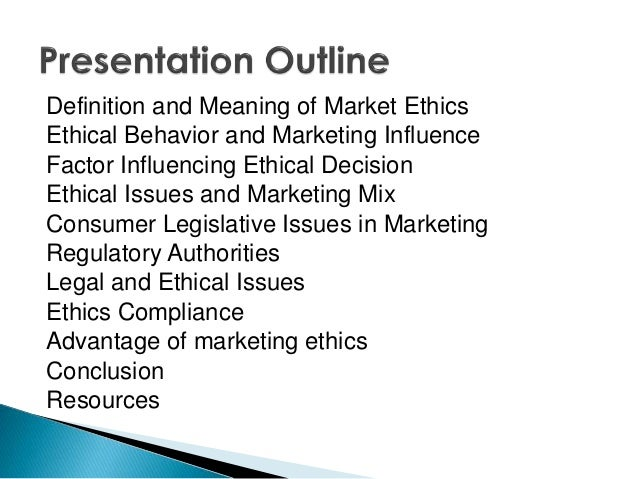 the ethical issues of marketers Ethical issues faced in marketing so far we have seen that ethical marketing can guide advertising, research and data use, strategies for gaining an edge over the competition and company polices however, there can also be some problems that arise from trying to employ an ethical marketing strategy.