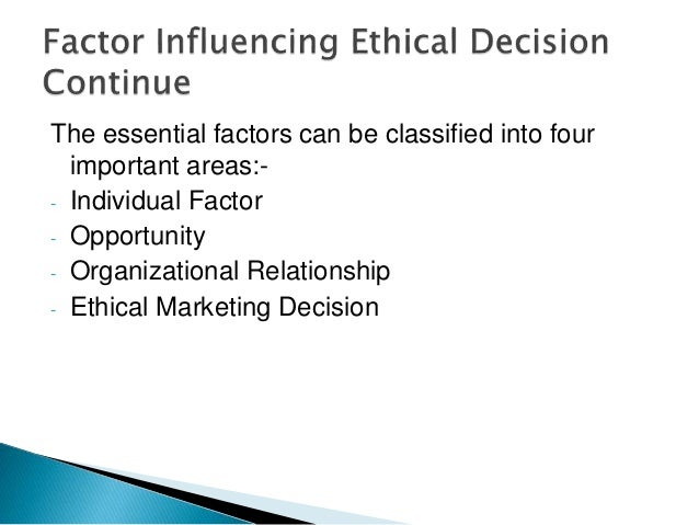 ethical issues in marketing essay However, little attention has been paid, until now, to a more systematic approach to marketing ethics in china this essay attempts to provide a broad and timely, but far from complete, view on marketing issues in china it uses four ethical guidelines which capture the fundamental features particularly relevant to marketing.