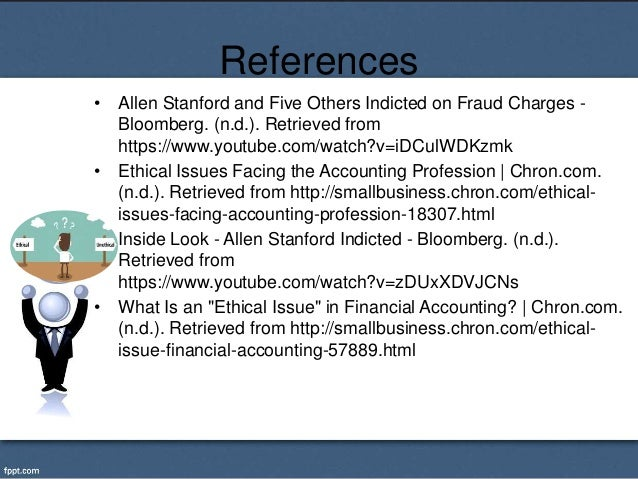 accounting ethical breaches We examine the accounting errors for which aig and greenberg are being  charged and analyze the opportunities missed by the auditors to detect problems, .