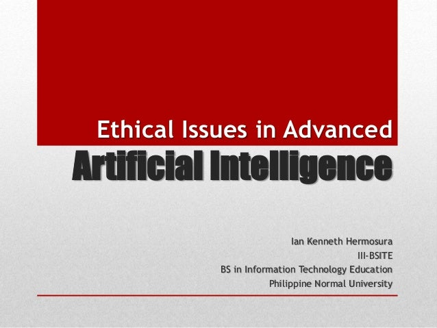 foundational issues in information ethics Foundational issues in information ethics kenneth einar himma department of philosophy, seattle pacific university, seattle, washington, usa abstract.