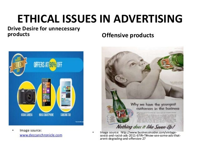 unethical products