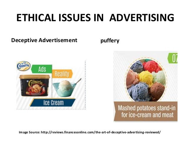 ethical issues in advertising philippines Corporate social responsibilty (csr) and ethical issues in marketing corporate social responsibilty (csr) and ethical issues in marketing the philippines and.