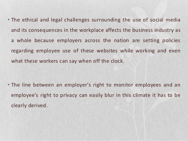 ethical issues in the workplace Lapses in workplace ethics can occur because of simple issues such as toilet paper, copy machines, and lunch signup lists in a nationally important workplace ethics case, hewlett-packard company's, successful ceo, mark hurd, (now former h-p ceo), became embroiled in workplace ethics issues i have.
