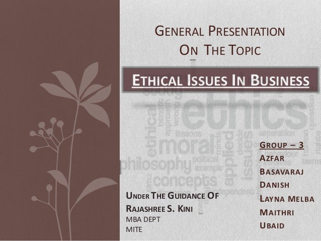 briefing paper on the ethical issues Briefing papers primers the ethical brain delivers its message with gazzaniga tackles some of the toughest ethical issues of our time with vigor.