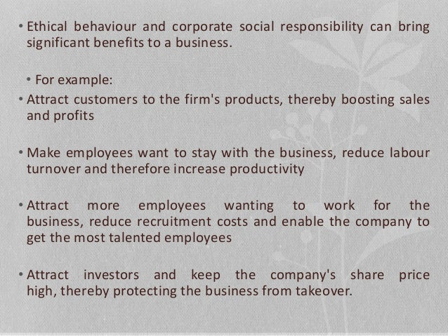 ethical issues in business today
