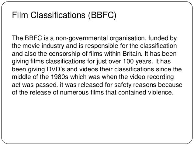 the film casablanca and the issue of censorship in the film industry Censorship and regulation[1] the issues related to censorship and regulation of film are huge bbfc funded entirely by the film industry.