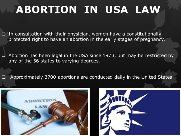 is abortion a constitutional right essay Right to an abortion the issue: does the constitution guarantee women the right to choose to terminate a pregnancy by having an abortion.