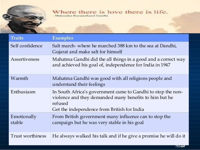 mahatma gandhi did he do and did he influence India gandhi history biography - mahatma gandhi's influence and ideas  he  has been the role model for many famous, influential people such as american  civil  his continued influence can still be felt today in many non-violent peace.