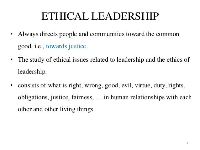 ethical leadership debate The executive order ignited nation wide protests and debate  (northouse, 2015) ethical leadership revolves around a leader's decisions.