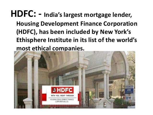 an introduction to the housing finance sector in india Identifying the trends and turns of indian financial sector, the paper adopts a  three  despite the introduction of new private sector insurance companies'   nhb: national housing bank sidbi: small industries development bank of india.