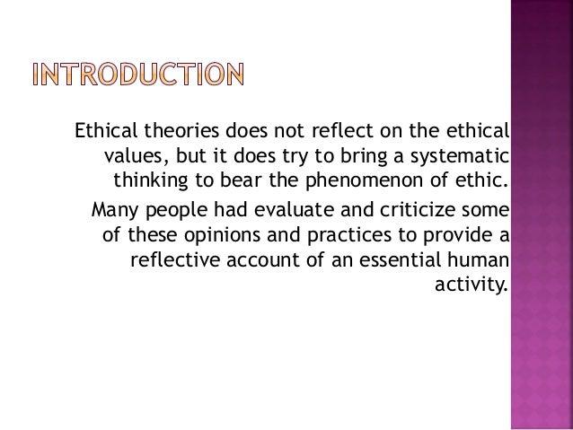 Ethical Problem Solving Techniques Note Slide 3