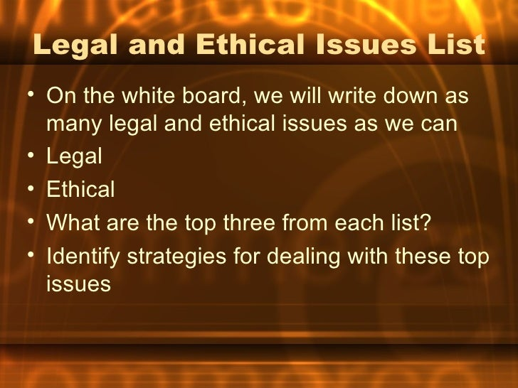 Research governance: ethical issues