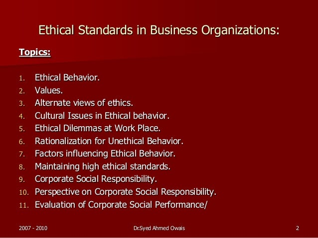 Ethical & Cultural Issues Influencing Doing Business in China