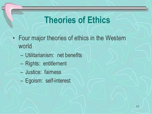 ethical theories in the workplace The organizational theory of corporate social responsibility revolves around the discretionary, ethical, legal and economic expectations placed on businesses by society, according to the reference for business website ethics, in this case, pertains to the perceived duty of businesses to adhere faithfully to all.