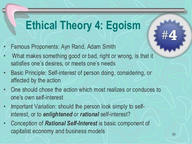 a moral theory that satisfies us Thus, any theory of ethics should require us to consider others for their own sake,  virtue ethics, however, embraces moral luck,.