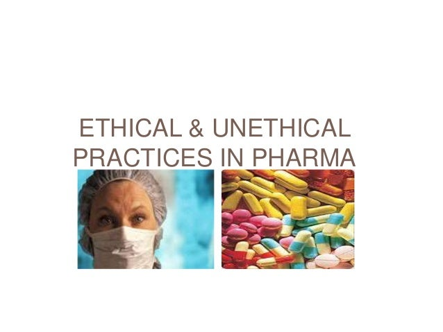 ethics and practices in marketing Pricing ethics: pricing along with product, place and promotion are the four functions of marketing retailers and producers must ensure that ethical pricing.