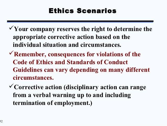 Ethics Scenario #20: Meals on Wheels