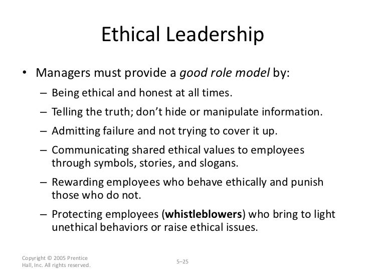 why organizaitonal ethics matter essay Ethics and leadership in such cases, ethics is a matter of right versus the code of ethics should be based on organizational.