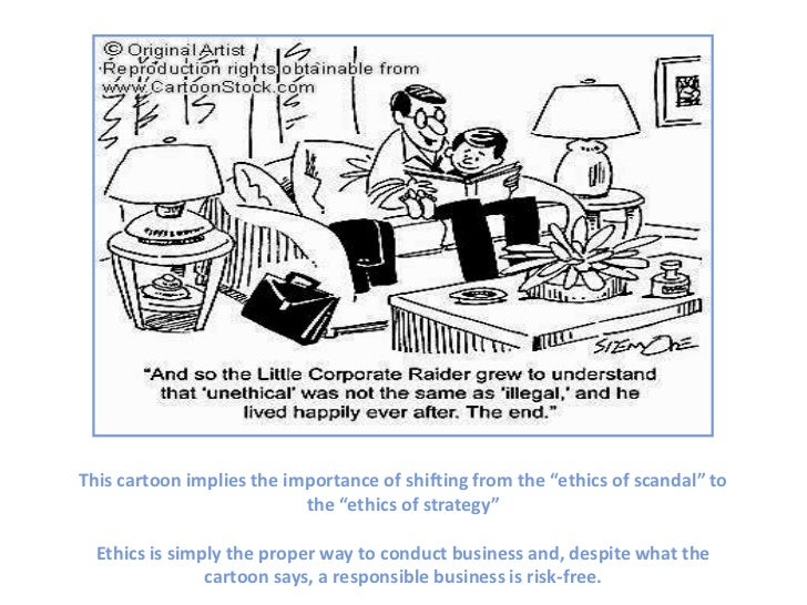 company that used unethical behavior to gain profit Read this essay on errects of unethical business behaviors companies and individuals commit unethical behavior, for personal gain the balance of ethical practice and profit maximization causes companies to face difficult decisions and many times businesses choose profit maximization.