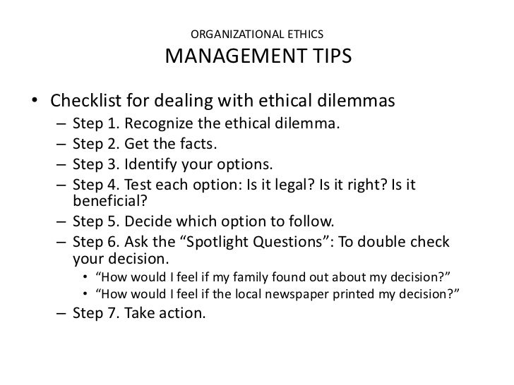 a define ethics b in organization The system of moral and ethical beliefs that guides the values, behaviors and decisions of a business organization and the individuals within that organization is known as business ethics.