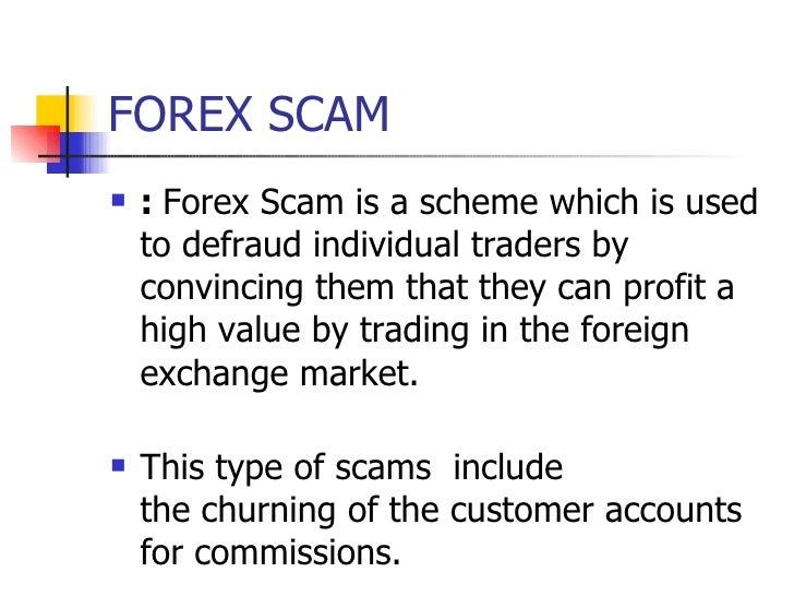 Ethics forex trading