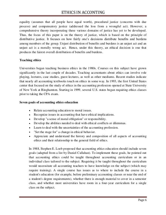 accounting ethics and legal obligation essay This essay will firstly elaborate toyota's ethical only accounting for one and it is adopting an 'appropriate' way in accordance with chinese law to.