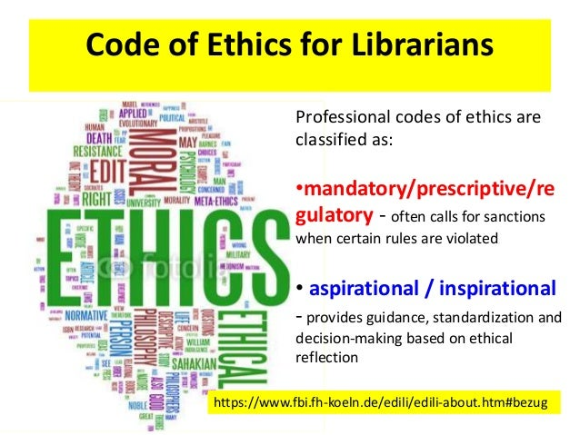 ETHICS OF LIBRARIANSHIP EPUB DOWNLOAD